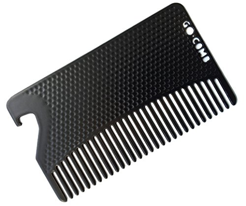 Go Comb Wallet Bottle Opener Beard product image