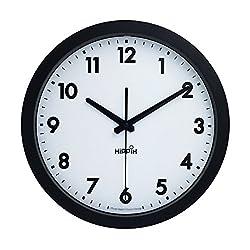 Hippih Silent Wall Clock,12 Inch 2311D