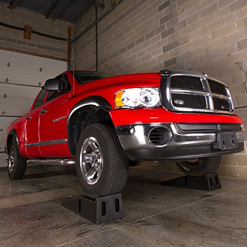 Buy car ramps for oil changes