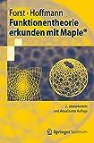Book cover image for Funktionentheorie erkunden mit Maple (Springer-Lehrbuch) (German Edition)