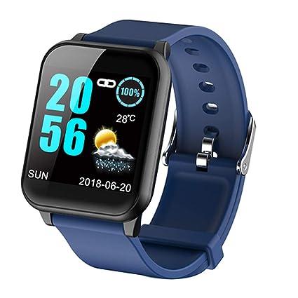 Amazon.com: Highpot Smart Watch GPS Tracker Blurtooth Watch ...