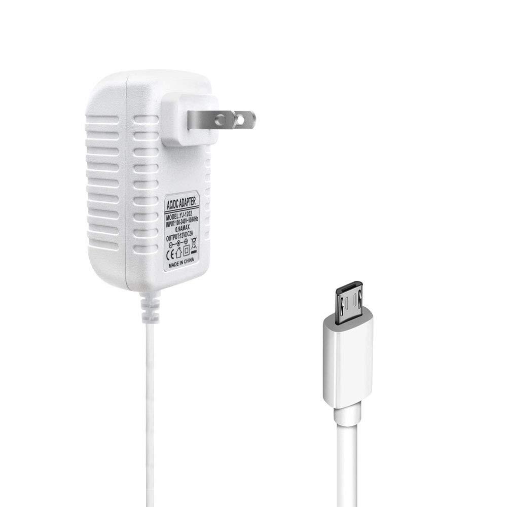 90 cm USB white Charger Cable for Vtech bm3000 BU bébé Unit Camera Baby Monitor