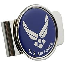 US Air Force Logo Money Clip Military Money Clip