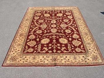 Teppich Zigler Aus Pakistan Rechteck 259 X 180 Cm Amazon De Kuche