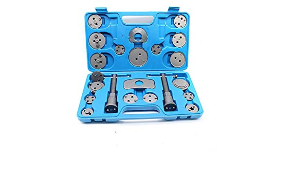 Amazon.com: 21pc Brake Caliper Wind Back Tool,Professional Disc Brake Caliper Tool Set for Brake Pad Replacement Fits Most Modern cars: Home Improvement