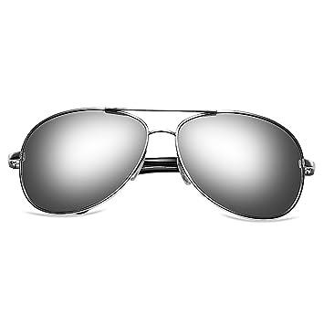 de0836d99a9 Zheino 5904 Full Mirror Sunglasses Men Women Pilot Polarized Anti Glare  Driving Glasses Riding Sports Eyewear