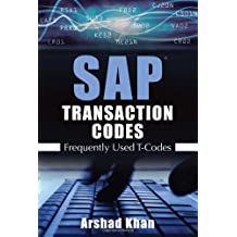 SAP Transaction Codes: Frequently Used T-Codes