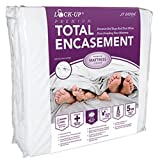 JT Eaton Lock-Up Total Encasement Bed Bug Protection for Mattress, TwinXL