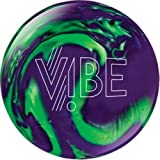 Hammer Grape Vibe Bowling Ball, Purple/Green, 14
