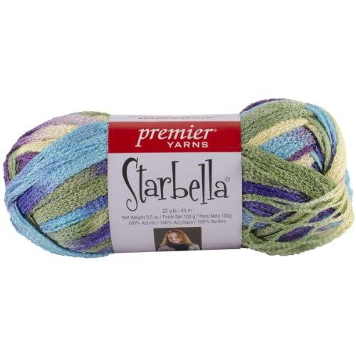 Premier Yarn 3-Pack Starbella Yarn, Wild Hydrangeas
