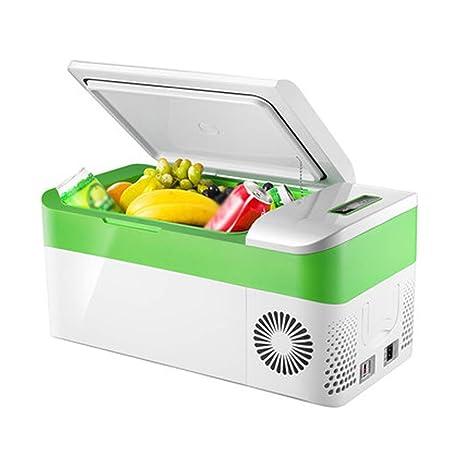 Xinjin Refrigerador del automóvil DC 12V congelador termoeléctrico ...