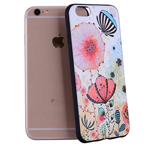 Color de la funda suave de TPU para iPhone 6s Plus / iPhone 6 Plus ( PATTERN : Arrow ) Leopard