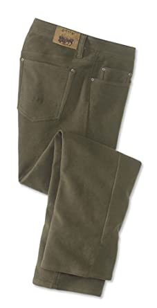 18e944bc Orvis Men's 1856 Stretch Moleskin Pants, 42, Inseam: 32 Inch at ...