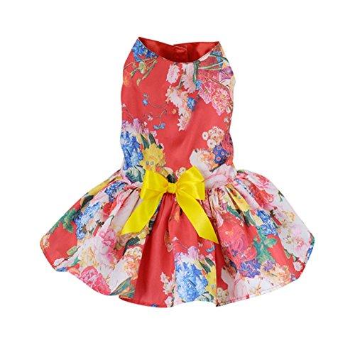PanDaDa Floral Sundress Wedding Clothes