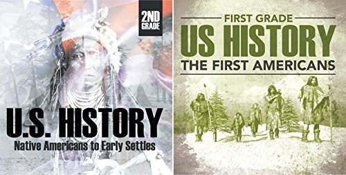 Children's American History Books (2 Book Series)