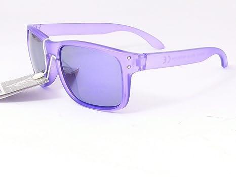 lunettes de soleil mixte homme femme mode tendance 023753vt (monture violet  verres revo violet, 0cebc0d08794