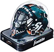 Franklin Sports NHL League Logo San Jose Sharks Mini Goalie Mask