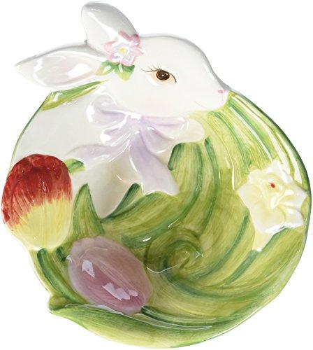 Cosmos 314-18 Fine Porcelain Bunny Bowl, 2-7/8-Inch