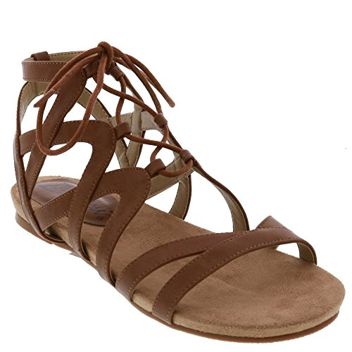 Bellini Nickel Kvinnor Sandal Tan