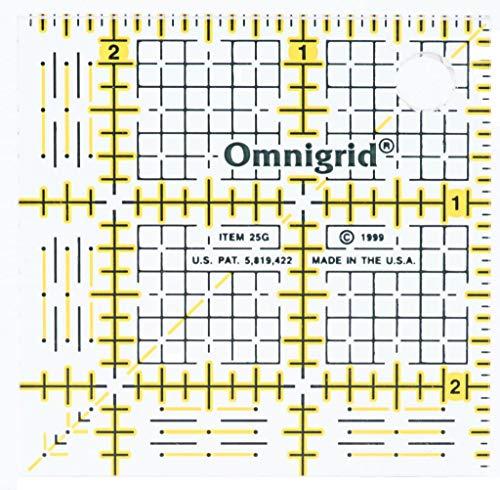 Omnigrid R2595S 9-1/2-Inch Square Value Pack, 4 Count