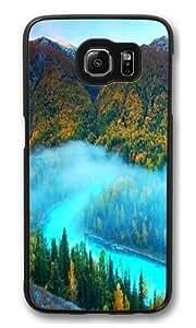 Beautiful Views Custom Samsung Galaxy S6/Samsung S6 Case Cover Polycarbonate Black