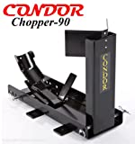 CONDOR-SC2000/90 Chopper Chock-Motorcycle Wheel Chocks. CHOPPER chock for a 80/90mm tire
