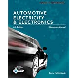 Today's Technician: Automotive Electricity and Electronics, Classroom and Shop Manual Pack