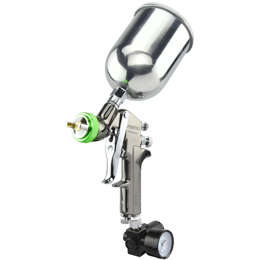 Neiko 31214A HVLP Gravity Feed Air Spray Gun