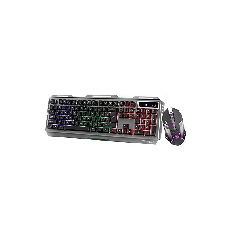 ZEBRONICS Gaming Keyboard
