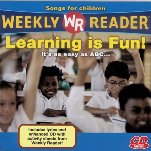 (Weekly Reader: Learning Is Fun by Various Artists (2005-07-05))