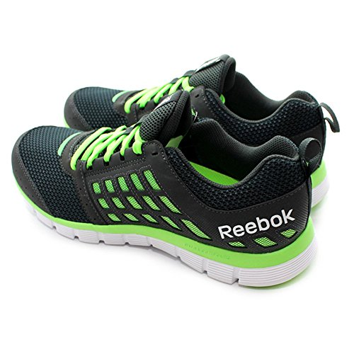 Reebok - Z Dual Ride - Couleur: Noir-Vert - Pointure: 45.0