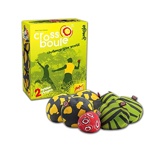 Crossboule Jungle Bocce Sets by Zoch Verlag