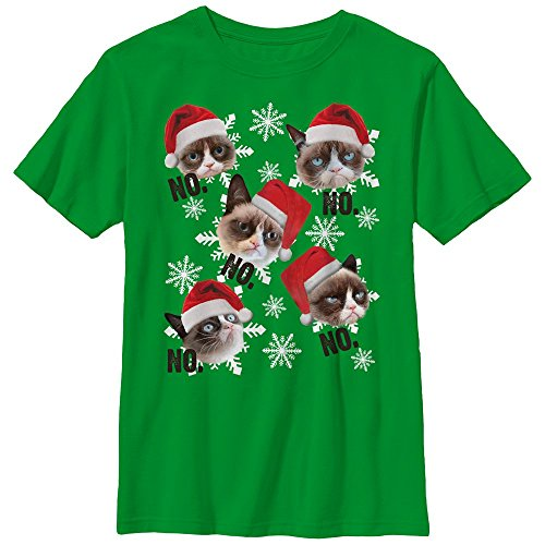 Grumpy Cat Ugly Christmas T Shirt