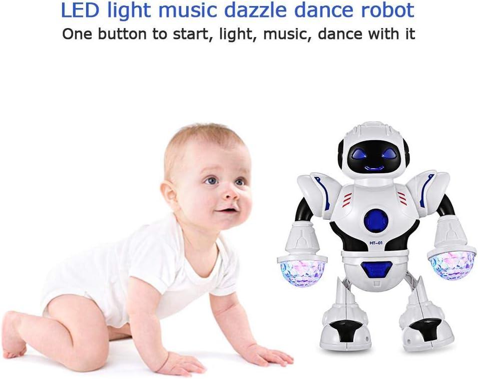Dazzle The Lights and dance robot Jouets, Mamum électronique