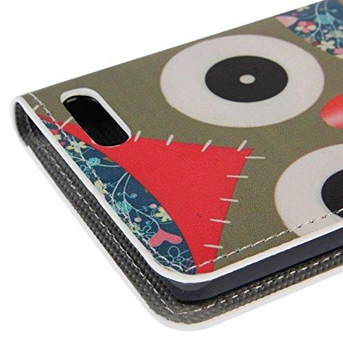 Mxnet Jolly Roger patrón de la caja de cuero con el titular y ranuras para tarjetas y cartera para Amazon Fire teléfono Fundas ( SKU : S-MLC-0511D ) S-MLC-0511E