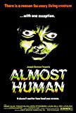 Almost Human - 1974 - Movie Poster