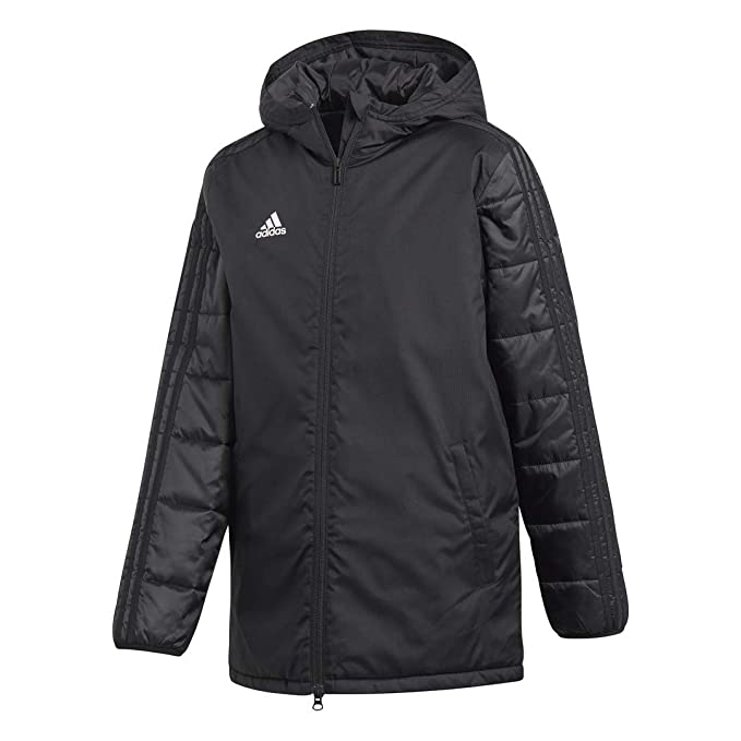 Amazon.com: adidas Youth Soccer Condivo 18 Winter Jacket ...