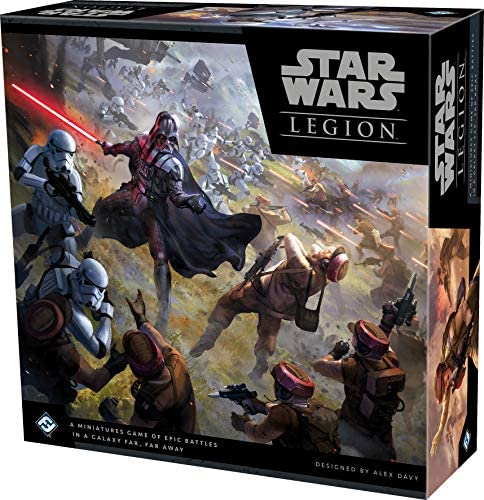 Asmodee Star Wars Légion, FFSWL01, Jeu De Figurines