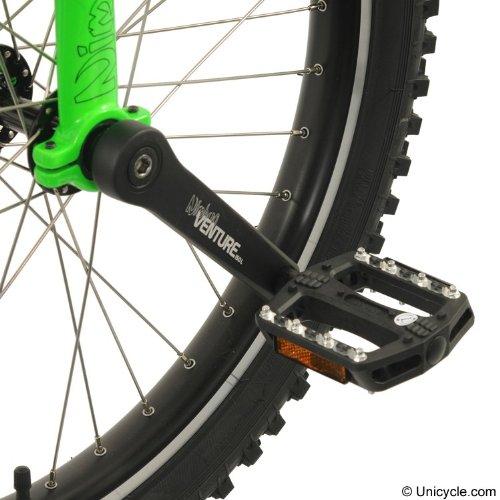 Nimbus 36 Nightfox Unicycle - Disc Brake Ready - No brake included
