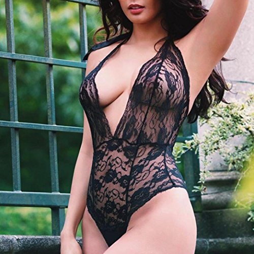 Sexy Babydoll da hot intima biancheria Lace sexy hard sexy Babydoll ❤️Biancheria ❤️beautyjourney Donna Hot Nero Lingerie Lingerie Donna pizzo sexy Lingerie donna Sexy lingerie donna hot OqdwdCPR
