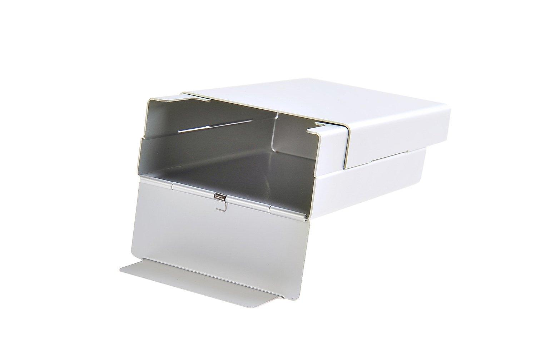 Quantum Abacus Caja/Funda para 18 Cigarrillos/Paquetes Enteros (Blandos), de Aluminio y plástico, Mod. 427-01 (DE): Amazon.es: Equipaje