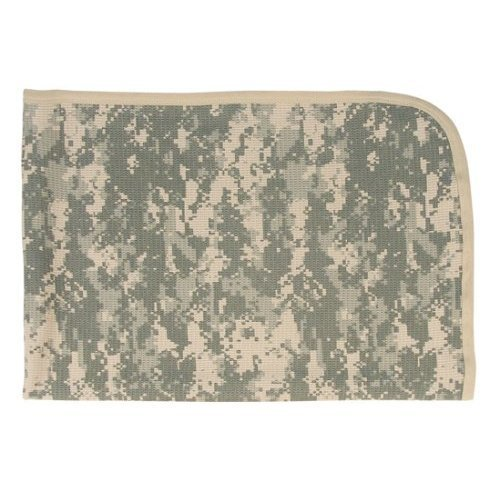 1 X ACU Digital Camouflage Army Style Infant Receiving Blanket