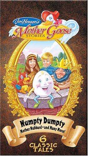 Jim Henson's Mother Goose Stories: Humpty Dumpty [VHS]