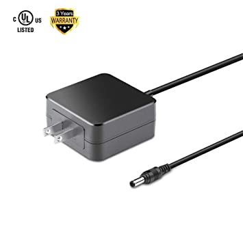 [UL Listed] HKY 6.25V 16W AC DC Adapter Replacement for Amazon Fire TV
