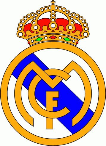 RMCF Madrid Football Club Soccer Team Logo Sticker Decal for Car//Glass//Laptop//Wall