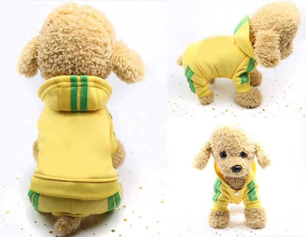 LIGYM Haustier vierbeinigen Kleidung, Fleece-Pullover (Baumwolle) B07H8SPZTF Verkleidungen & Kostüme Spielen Sie das Beste | Exquisite (mittlere) Verarbeitung