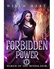 Forbidden Power: A Paranormal Romance (Harem of the  Mindslayer Book 1) (Harem of the Mindslayer)