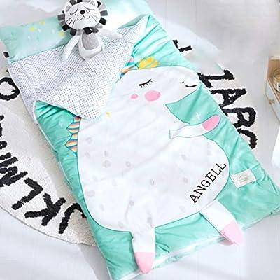 new concept 73f63 50151 Amazon.com: Fenfen-didian Children's Sleeping Bag Nordic ...