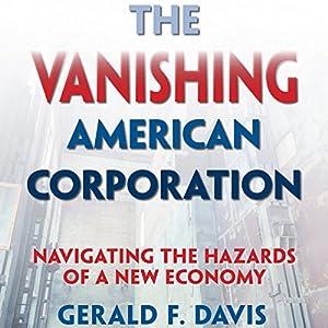 The Vanishing American Corporation Audiobook