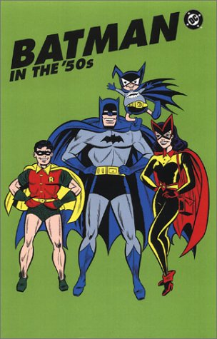 Batman in the '50s -
